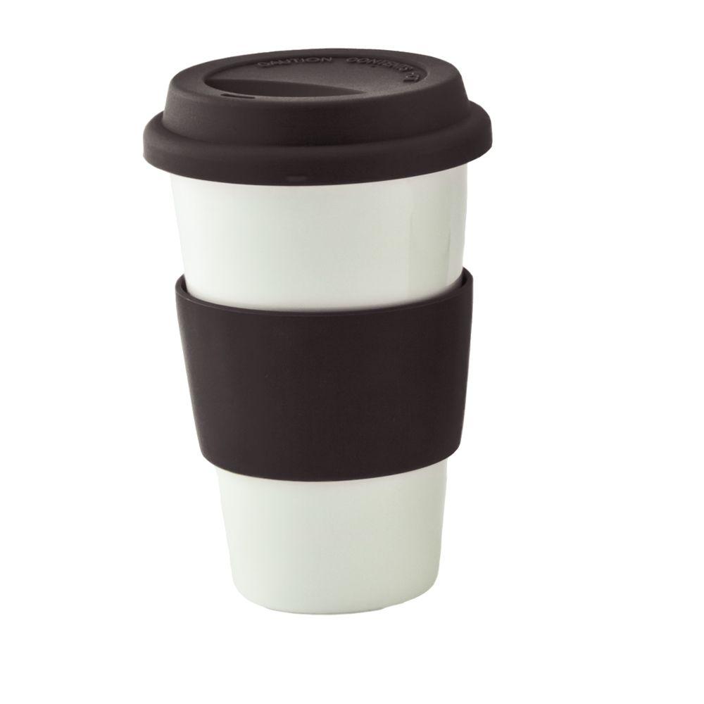 Ceramic Coffee Mug Arctic Blue Marketing