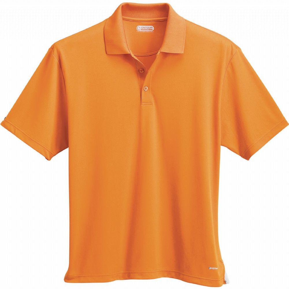 7915a1517b1e4 Moreno Short Sleeve Polo - Mens - Arctic Blue Marketing