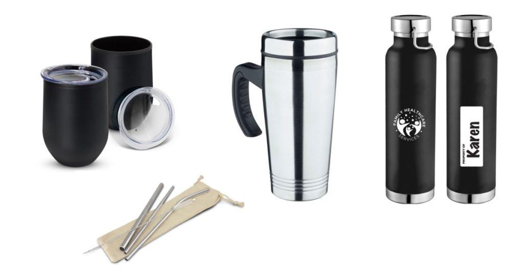 reusable drinkware